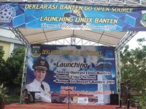 Deklarasi Linux Banten